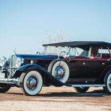 Packard Deluxe Eight Phaeton