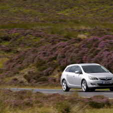 Vauxhall Astra Sports Tourer 1.7 CDTi 110 SRi
