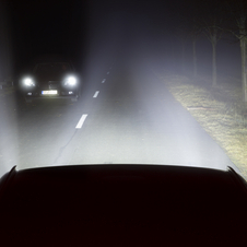 Opel Developing Adaptive LED Headlights