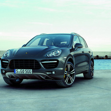 ...and with the handling characteristcs of the Cayenne, the Macan is a convincing SUV concept.