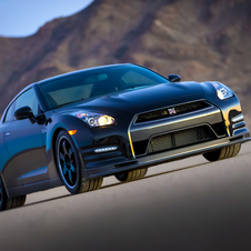 The GTR gets a new top spec Track Edition