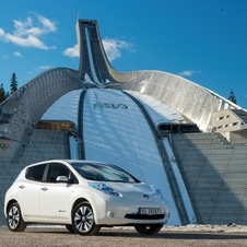 The Leaf is becoming quite the sales success in Norway
