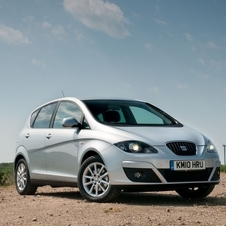 Seat Altea 1.6 TDI 105 Ecomotive SE