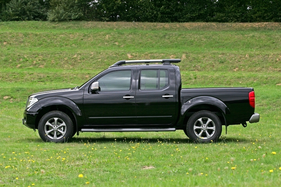 Nissan Navara Double Cab 4WD Automatic