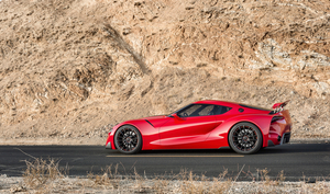We don't know yet if it will be named Toyota supra Gazoo or Gazoo Supra