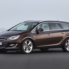 Opel Astra Sports Tourer 1.6 CDTI Executive
