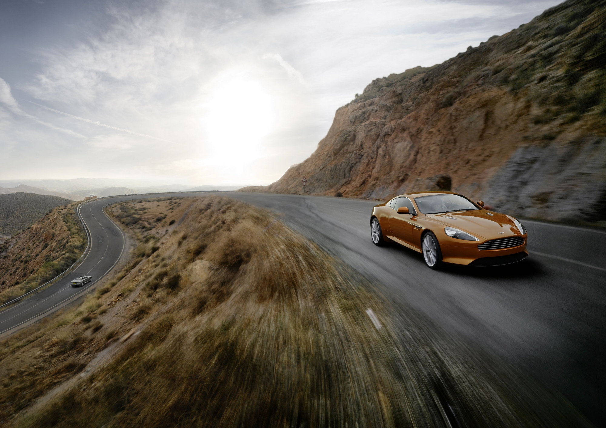 Aston Martin gives new life to the Virage