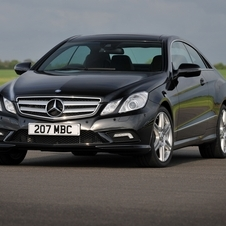 Mercedes-Benz E250 Coupe CGI BlueEFF. SE