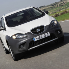 Seat Altea Freetrack 1.6 TDI 4x2