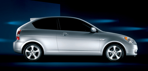 Hyundai Accent GL 3-Door