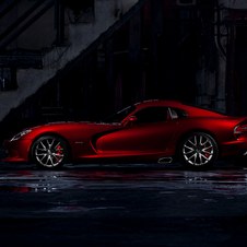 2013 Dodge Viper Rolls Out with Help from Ferrari on Interior