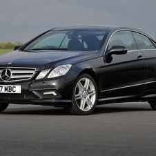 Mercedes-Benz E250 Coupe CDI BlueEFF. SE
