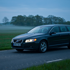 Volvo V70 T6 Summum Geartronic
