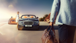 Official unveiling of the Dawn will take place at the Frankfurt Motor Show on the 15th of September