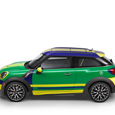 Der MINI Paceman GoalCooper
