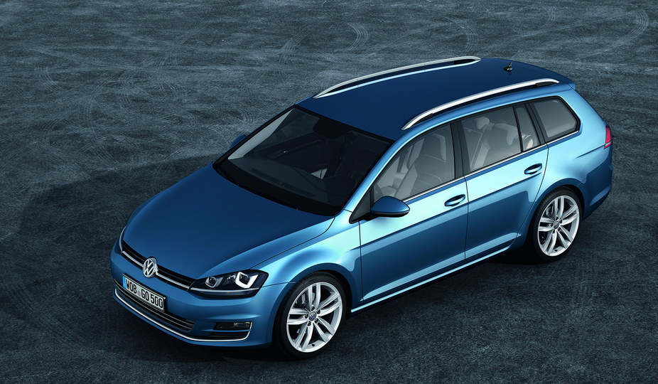 VW Reveals Golf Estate and Commits to Cleaner Future :: News :: autoviva.com