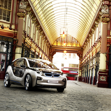 The i3 might be added to the car sharing