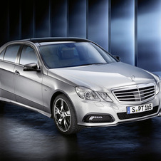 Mercedes-Benz E 200 CDI BlueEfficiency Auto