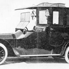 Daimler Mercedes-Knight 16/40 hp