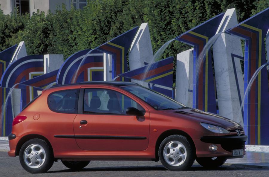 Peugeot 206 1.4 XS :: 2 photos and 59 specs :: autoviva.com