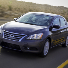 The new Sentra will be on sale before the end of the year