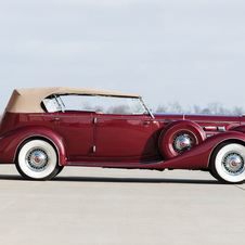 Packard Twelve Sport Phaeton