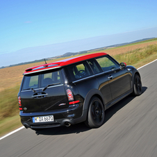 MINI (BMW) Jonh Cooper Works Clubman