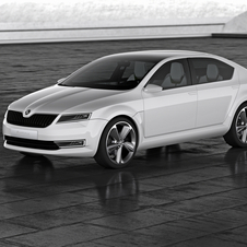 The next generation Fabia will borrow styling elements from the Vision D concept