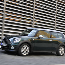 MINI (BMW) Clubman Cooper D