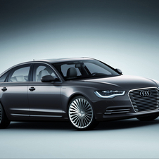 The Audi A6L E-Tron offers the same body and interior as the standard A6