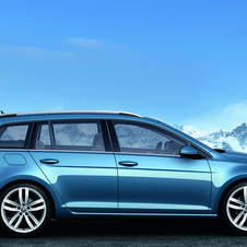 The BlueMotion will be the cleanest model in the Golf range
