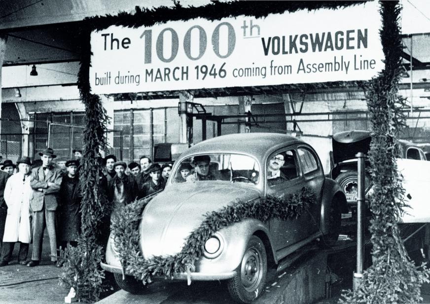 Volkswagen History Logo Historic Models Motorsport