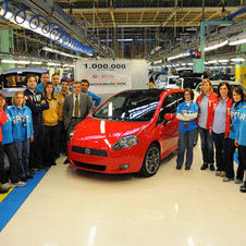 Fiat is waiting to update the Grande Punto due to low sales
