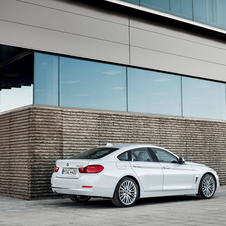 BMW 430d xDrive Gran Coupé Steptronic