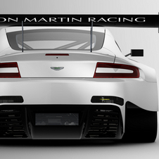 Vantage GT3 Race Ready for 2012