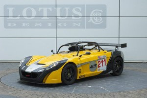 Lotus 2-Eleven GT4 Supersport