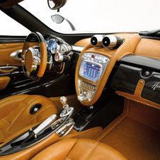 Pagani Huayra a Success; Up to 85 Orders