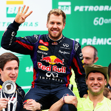 Sebastian Vettel is hoping for a close championship fight in 2014