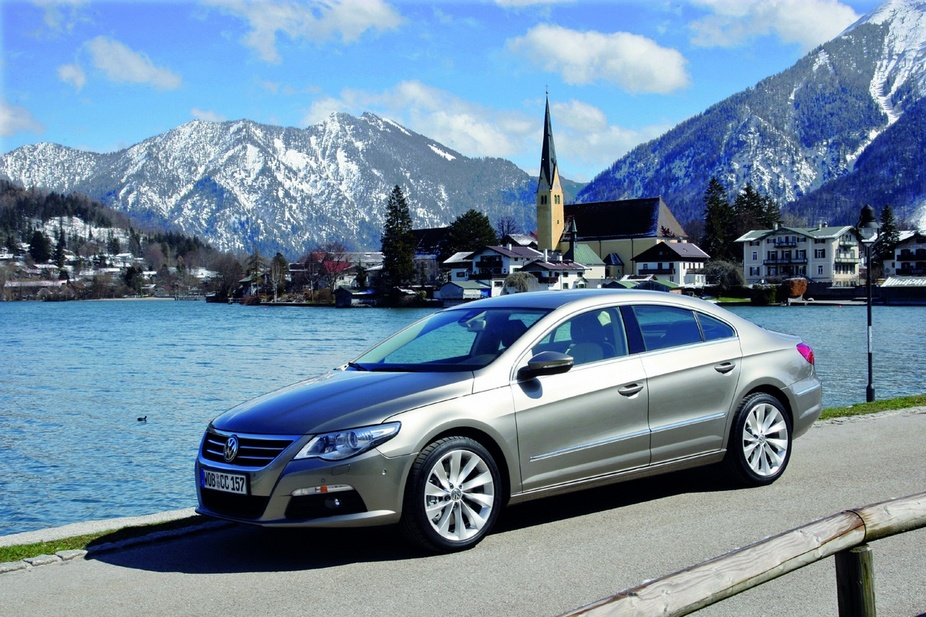Volkswagen Passat CC 2.0 TSI DSG :: 1 photo and 53 specs :: autoviva ...