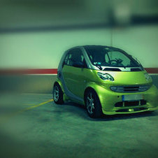 smart smart cdi city coupé