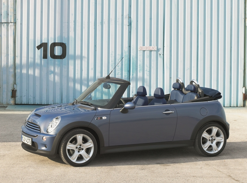 MINI (BMW) Cooper S Convertible Automatic