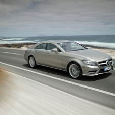 Mercedes-Benz CLS 350 BlueTec 4Matic Auto