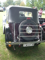 1937 Morris 8 Series II Tourer