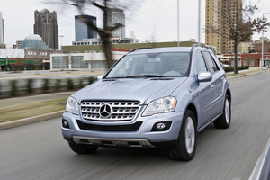Mercedes-Benz ML 300 CDI Auto.