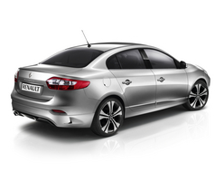 Renault Fluence Black Edition
