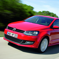 Volkswagen Polo 1.2l TDI Highline 75hp