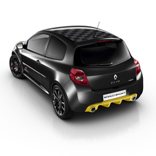 Renault Clio R.S Red Bull Racing RB7