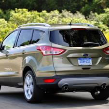 Ford Escape 2.0 EcoBoost