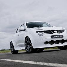 Nissan is building the Juke-R to order