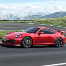 The new 911 GT3 is wider, faster and more powerful than the previous generations